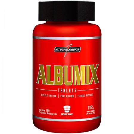 Albumix 120 Tabs - IntegralMédica